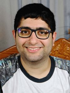A picture of Dilraj Dosanjh, the creator of this website
