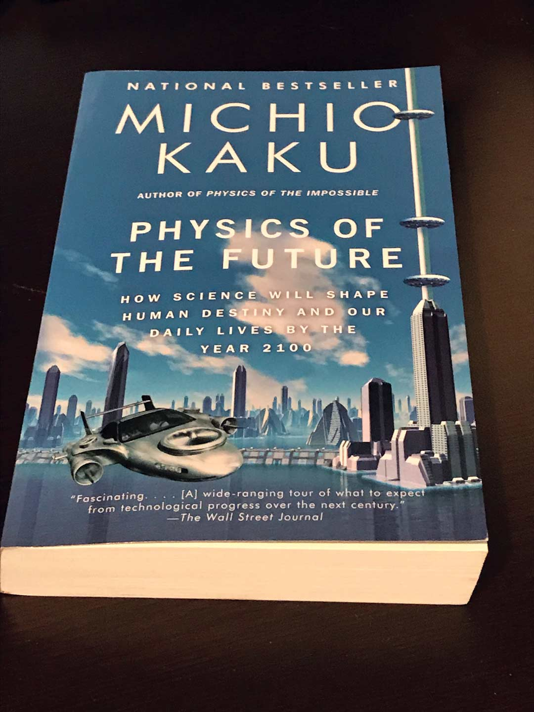 Physics of the Future Book Review